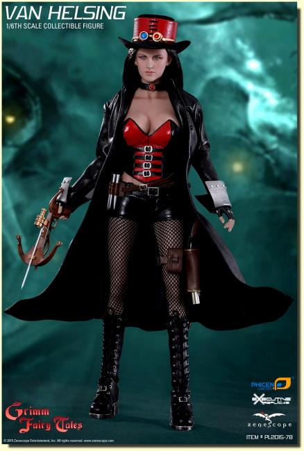 Liesel Van Helsing Collectible Action Figure