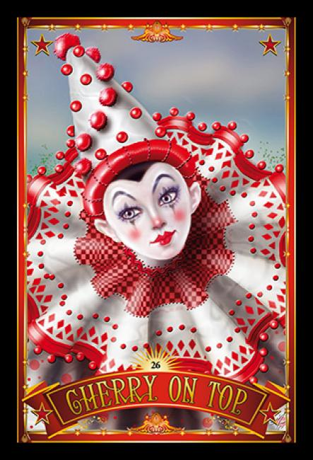 divine circus oracle guidance for a life of sacred subversion creative confidence