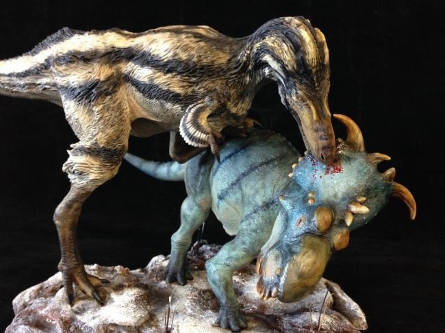 pachyrhinosaurus vs carnotaurus - photo #41