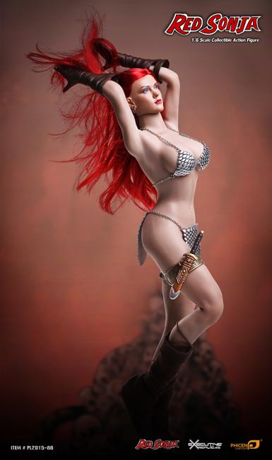 Sarina Valentina Red Hair