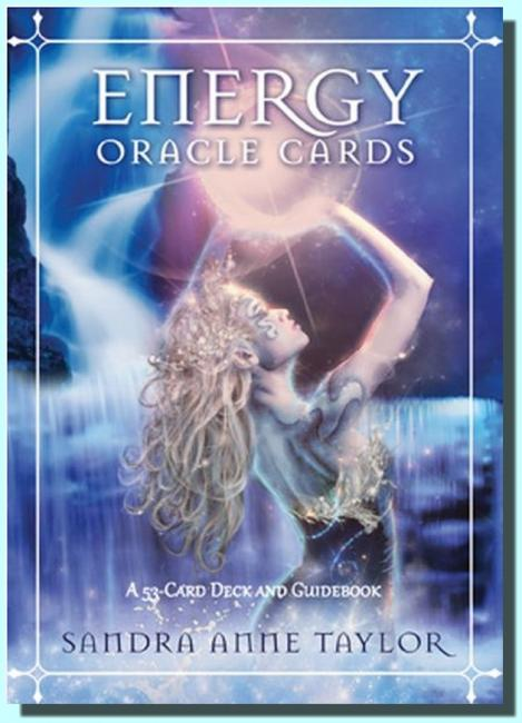 Energy Oracle Cards (53 karet a kniha)