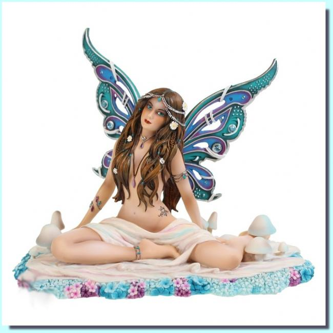 The Jewelled Fairy Jade Premium Figure