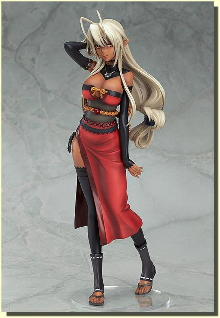 Muramasa Sansei Red Sexy Anime Figure