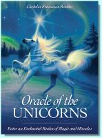 Oracle of the Unicorns  (kniha a 44 karet) enter an Enchanted Realm of Magic and Miracles